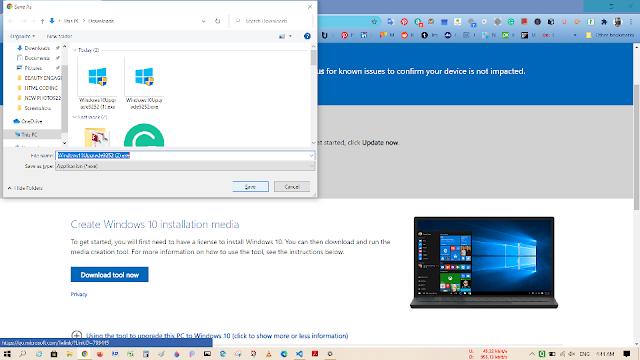 Update Windows 10 Free | Complete Downloading Guide | 9Technoadda