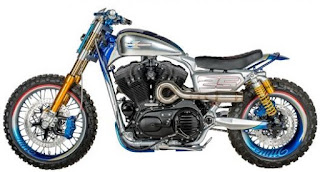 miller time sportster tracker by shaw speed