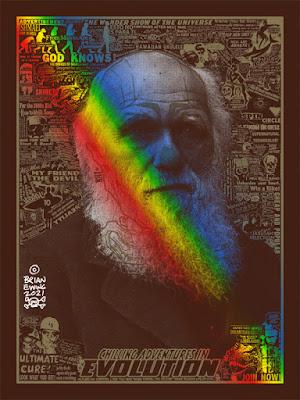 "Pearl Jam ""Evolution"" Art Print by Brian Ewing"