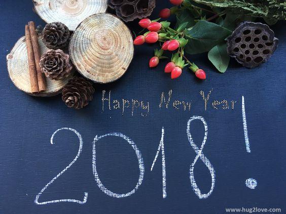 happy new year status message
