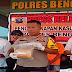 Kurir Sabu Seberat 3,16 Kg Bernilai Miliaran Rupiah Diringkus Polres Bengkalis