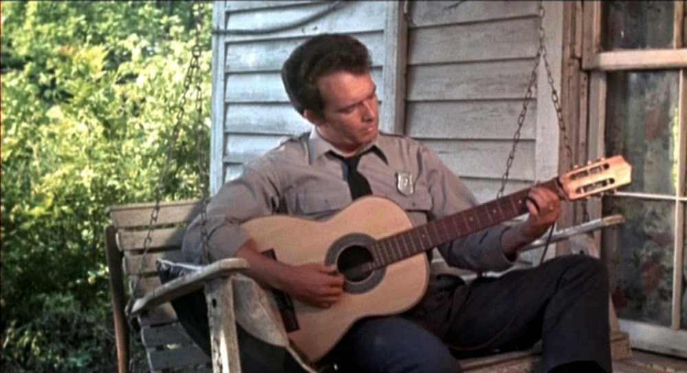 Still Kickin Ass Today Heres Bakersfield Country Music Icon Merle Haggard As Carol Warders Sheriff Brother Charlie Also Sings A Running