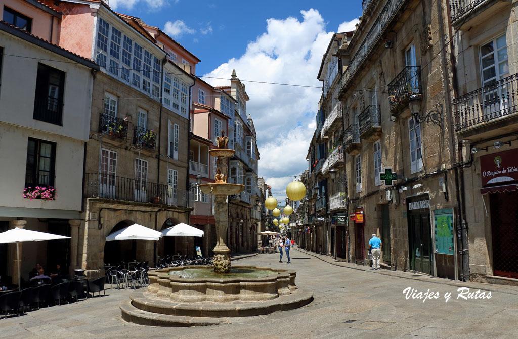 Plaza do Ferrol de Ourense