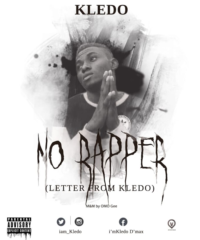 KLEDO - NO RAPPER