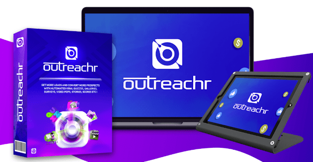 [GIVEAWAY] Outreachr [Convert Audience With Interactive Content]