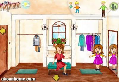 تحميل ماي بلاي هوم البيت للاندرويد مجانا My PlayHome: Doll House أحدث إصدار