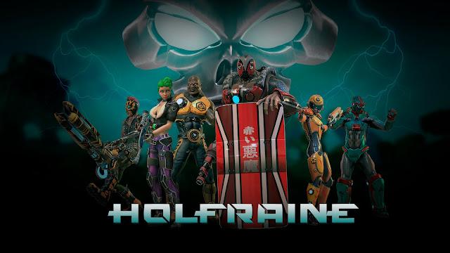 Holfraine - Historia