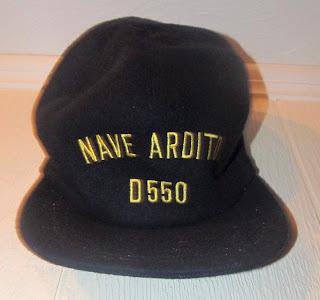 Nave Ardito ball cap