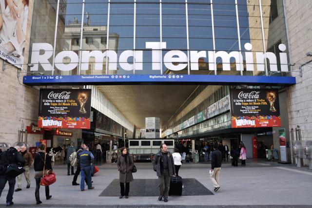 Stazione Termini, dopo il guasto, il traffico ferroviario è ritornato alla normalità