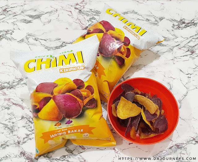Chimi Cemilan Sehat Lemonilo