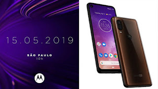 Motorola One Vision smartphone can be launched on May 15.