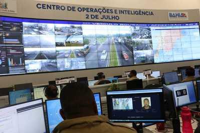 Assaltante é o 47° preso pelo Reconhecimento Facial da SSP na Bahia