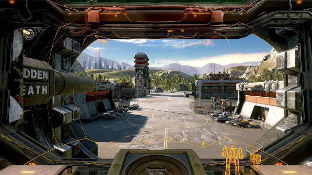 Screenshot from Mechwarrior 5: Mercenaries