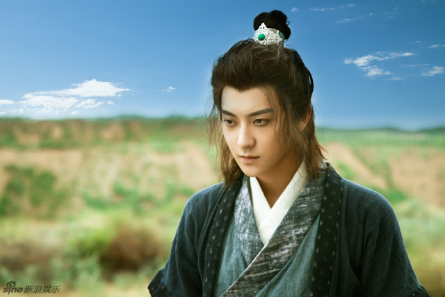 Huang Zi Tao in A Chinese Odyssey