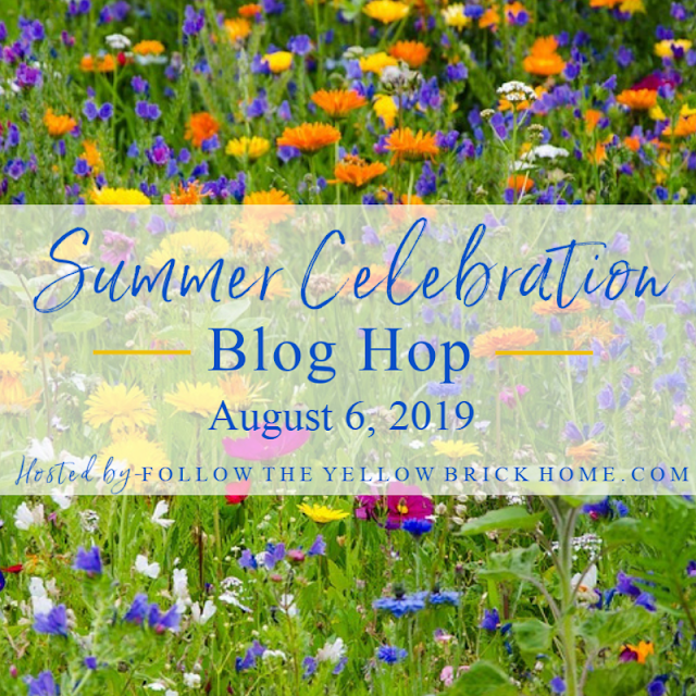 celebrating summer blog hop