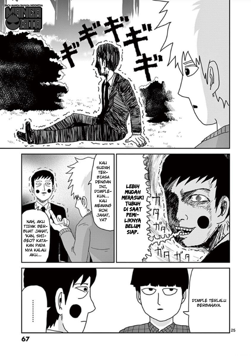Mob Psycho 100 Chapter 37-25