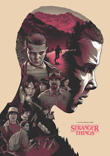 Wallpaper Stranger Things | Blog Mente Viajante