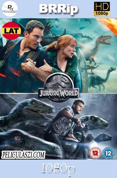 Jurassic World: 1&2 (2015-2018) HD BRRip 1080p Dual-Latino