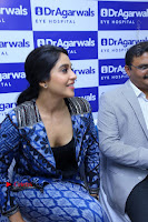 Actress Regina Candra at Dr Agarwal Eye Hospital Inaugaration .COM 0175.JPG