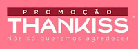 Promoção Thankiss Kiss New York promokiss.com.br