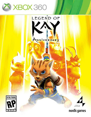 Legend of Kay: Anniversary (JTAG/RGH) Xbox 360 Torrent