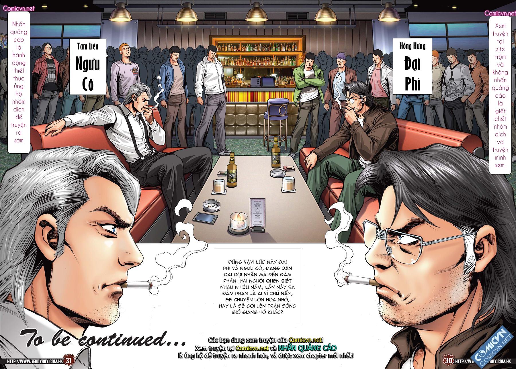 Người Trong Giang Hồ RAW Chương 2089 - NhoTruyen.Net