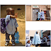 Remember the little boy mutilated by his stepmother in Kano? Today was his first day in school! (PHOTOS)