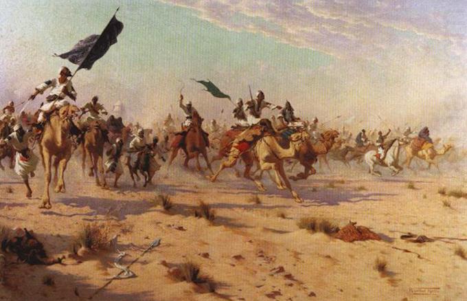 Sa'ad bin Ar-Rabi' dan Wangi Surga