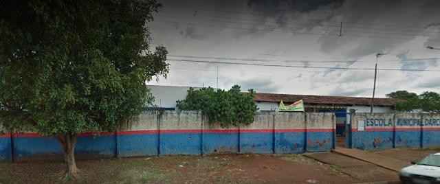 O Jornal Pioneiro de Brasília e a Cidade de Águas Lindas de Goiás