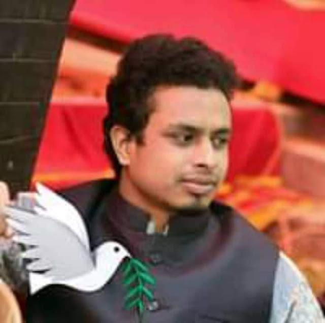মধুপুর তরুণ প্রজম্মের অহংকার ছাত্র নেতা আসাদুজ্জামান  (আসাদ) আকন্দ