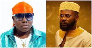 Falz Kisses Singer Teni In Cute Video, Nigerian Celebrities React