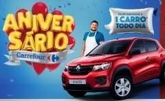 Cadastrar Promoção Carrefour Aniversário 2019 Carro Todo Dia Renault Kwid 0KM
