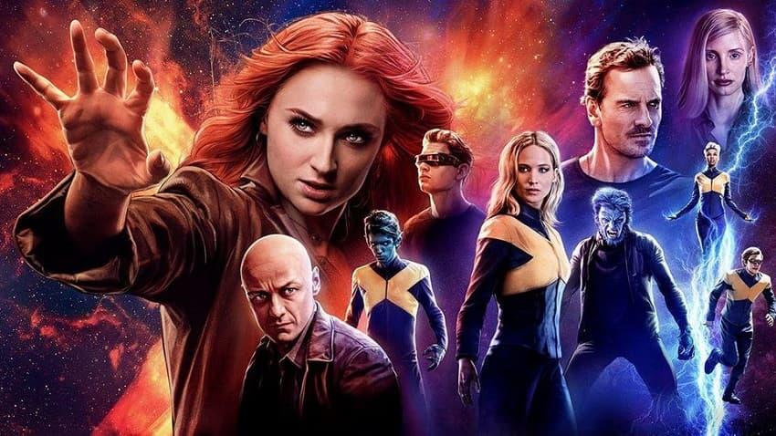 Люди Икс Тёмный Феникс, Тёмный Феникс, Рецензия, Обзор, Dark Phoenix, X-Men, Review