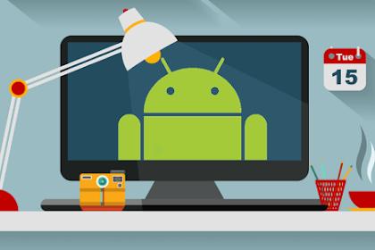 Cara Mudah Instal dan Jalankan Android di PC dengan VirtualBox