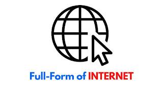 Full-Form of INTERNET