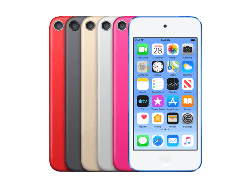 Apple releases iPod touch with A10 Fusion chip inside