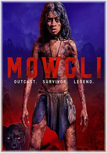 Mowgli Legend of the Jungle 2018 Dual Audio-Hindi Dubbed 480p HDRip 300MB
