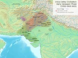 भारत का इतिहास सिंधु घाटी की सभ्यता के जन्म