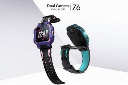 Review imoo Z6: Watch Phone Pintar untuk Anak-Anak