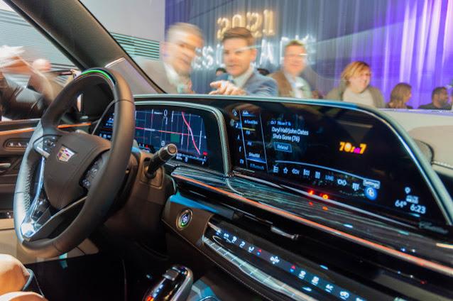 2021 Cadillac Escalade Review
