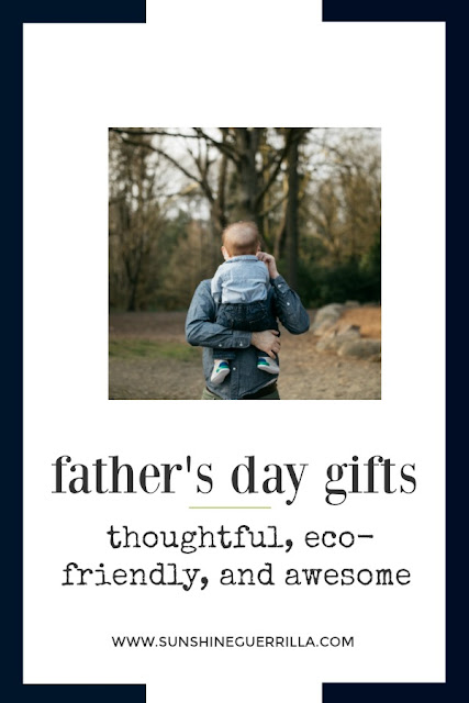 eco-friendly father's day gifts
