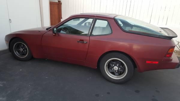 Daily Turismo: Bill Gates' Own: 1983 Porsche 944
