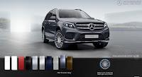 Mercedes GLS 500 4MATIC 2018 màu Xám Tenorite 755