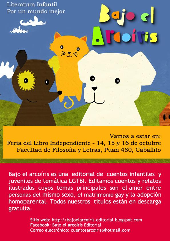 """Tinta Nocturna Using The Tarot Cards Usar Las Cartas: Los Cuentos De """"Bajo El Arcoíris Editorial"""""""