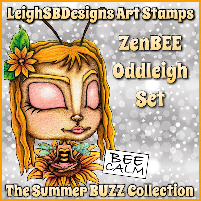 ZenBEE Oddleigh Set - The Summer BUZZ Collection