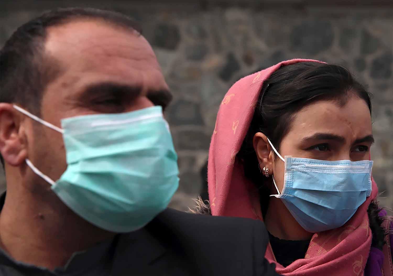 Коронавирус в Афганистане