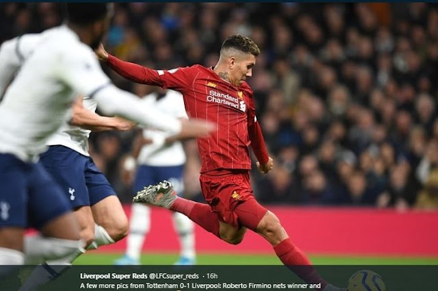 Firmino to apologize for failing to add a goal for Liverpool