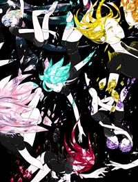 جميع حلقات الأنمي Houseki no Kuni مترجم