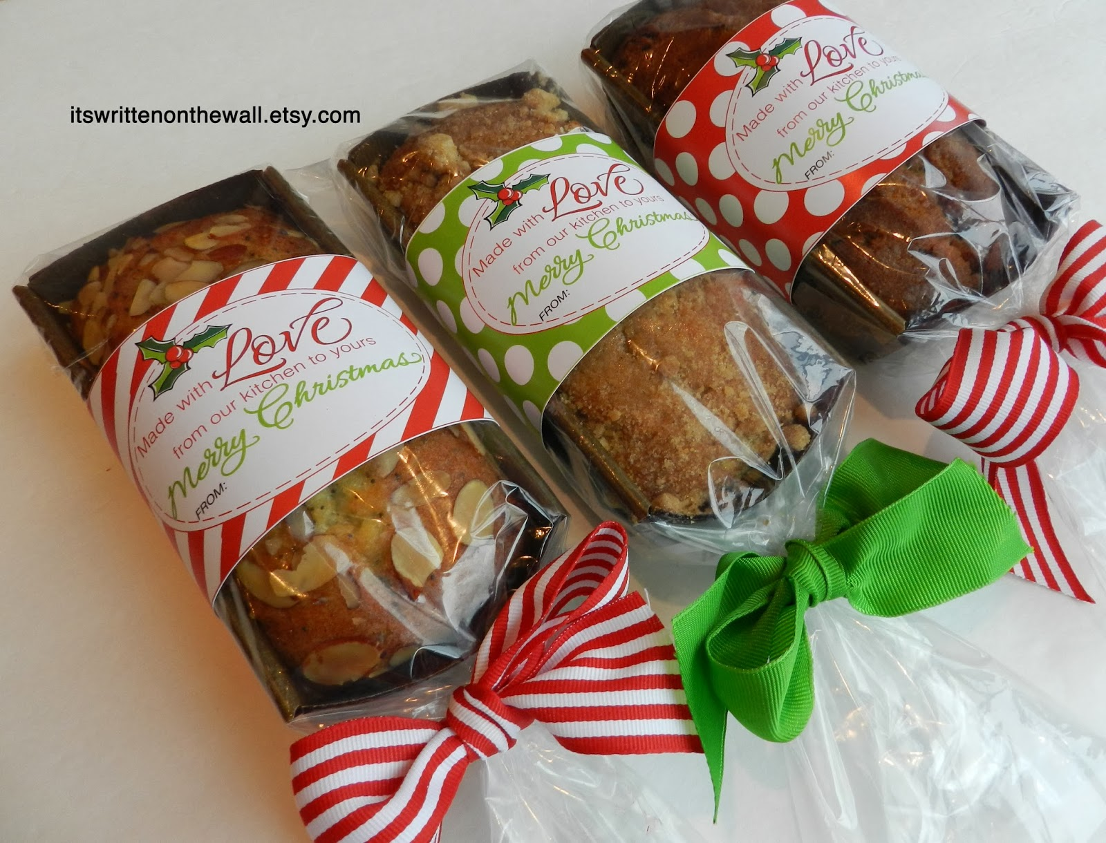 Christmas food gifts ideas for neighbors