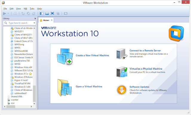 VMware Workstation 10 Free Download